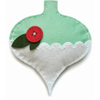 Memory Box PLUSH GIFT ORNAMENT 99861