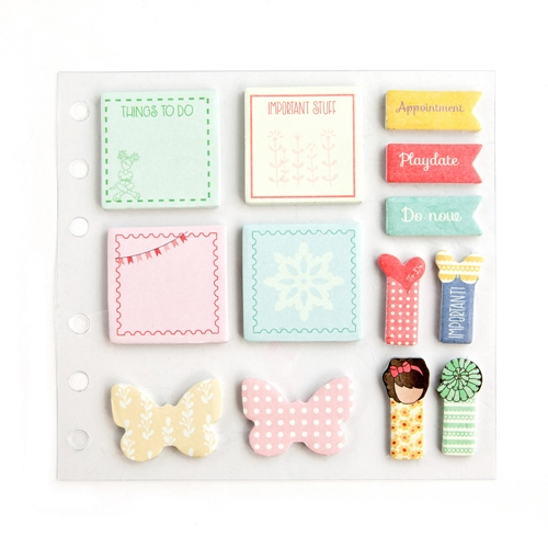 Prima Marketing STICKY NOTES Julie Nutting Planner 912031 Preview Image
