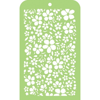 Kaisercraft BLOSSOM Mini Designer Template Stencil IT017