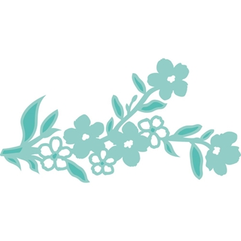 Kaisercraft FLORAL BRANCH DIY Cuts Decorative Die DD177