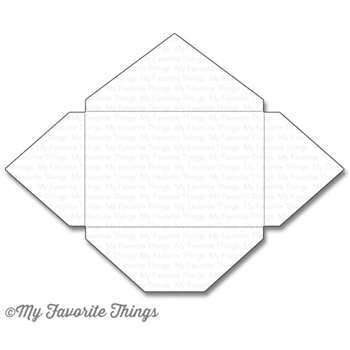 My Favorite Things GIFT CARD ENVELOPE Die-Namics MFT1152