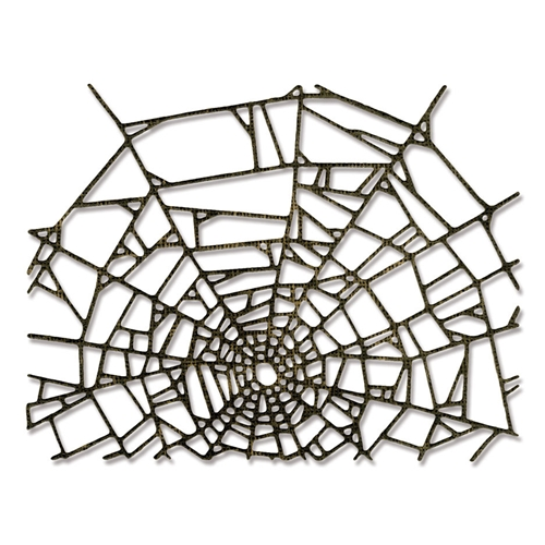 Tim Holtz Sizzix COBWEB Thinlits Die 662375 Preview Image