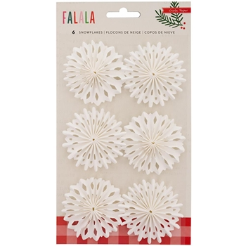 Crate Paper FALALA Snowflake Delights 379060