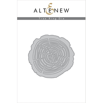 RESERVE Altenew TREE RING DIE Set