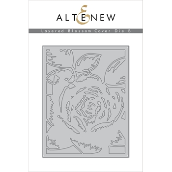 RESERVE Altenew LAYERED BLOSSOM B Cover Die