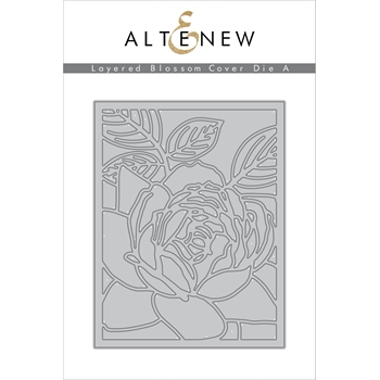 RESERVE Altenew LAYERED BLOSSOM A Cover Die