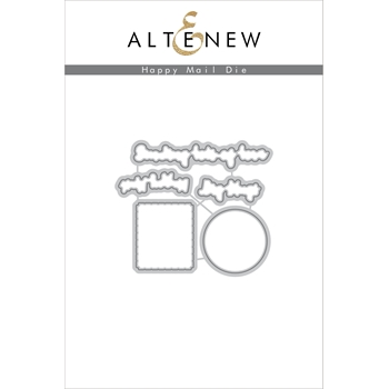 RESERVE Altenew HAPPY MAIL Die Set