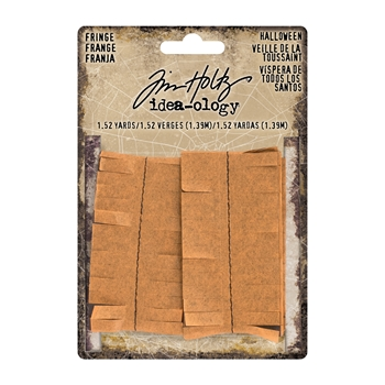 Tim Holtz Idea-ology FRINGE HALLOWEEN TH93615
