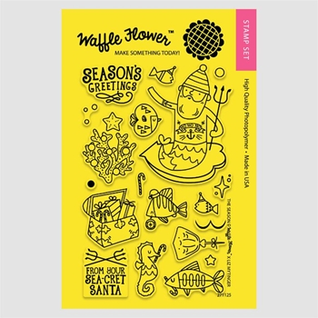 Waffle Flower THE SEASON Clear Stamp Set 271125