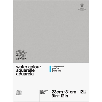 Windsor & Newton CLASSIC WATERCOLOR Side Glued Paper Pad 6663252