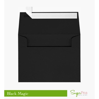 SugarPea Designs BLACK MAGIC Envelopes SPD-00224