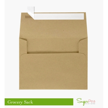 SugarPea Designs GROCERY SACK Envelopes SPD-00225