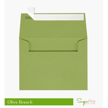SugarPea Designs OLIVE BRANCH Envelopes SPD-00227