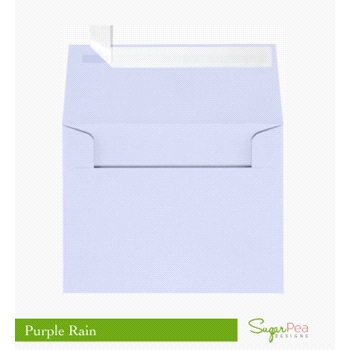 SugarPea Designs PURPLE RAIN Envelopes SPD-00228