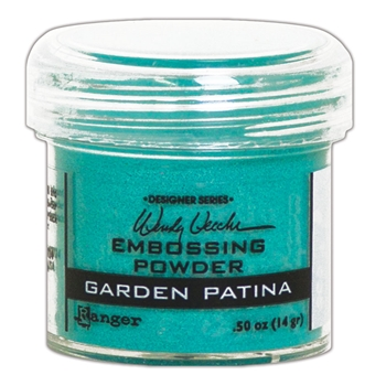 Ranger Wendy Vecchi Embossing Powder GARDEN PATINA WEP49050