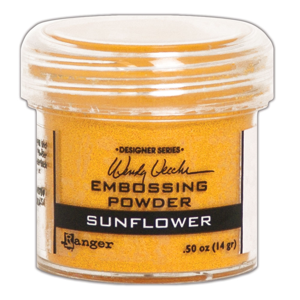 Ranger Wendy Vecchi Embossing Powder SUNFLOWER WEP49067 zoom image