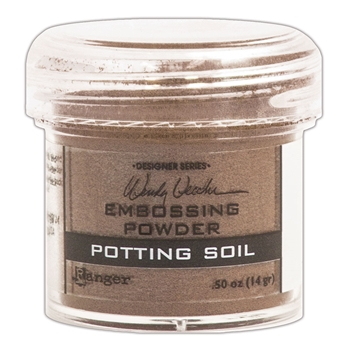 Ranger Wendy Vecchi Embossing Powder POTTING SOIL WEP48053