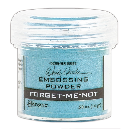 Ranger Wendy Vecchi Embossing Powder FORGET-ME-NOT WEP48039 Preview Image