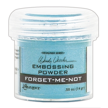 Ranger Wendy Vecchi Embossing Powder FORGET-ME-NOT WEP48039