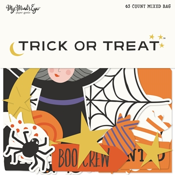 My Mind's Eye TRICK OR TREAT Mixed Bag HLW116
