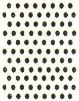 Tim Holtz Cling Rubber ATC Stamp DOTS Stampers Anonymous