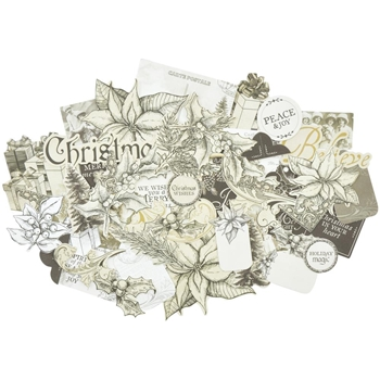 Kaisercraft CHRISTMAS EDITION COLLECTABLES Die Cut Shapes CT889