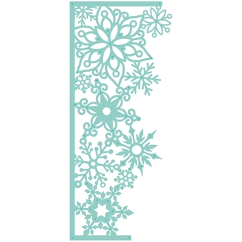 Kaisercraft SNOWFLAKE BORDER DIY Cuts Decorative Die DD592