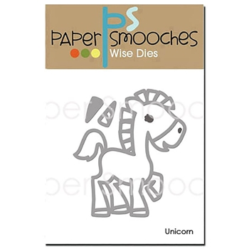 Paper Smooches UNICORN Wise Die A2D401