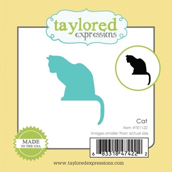 Taylored Expressions Little Bits CAT Die Set TE1122