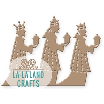 La-La Land Crafts WISE MEN 8336