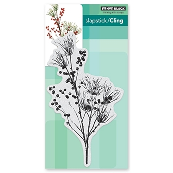 Penny Black Cling Stamp BERRY SPECKLED 40-560