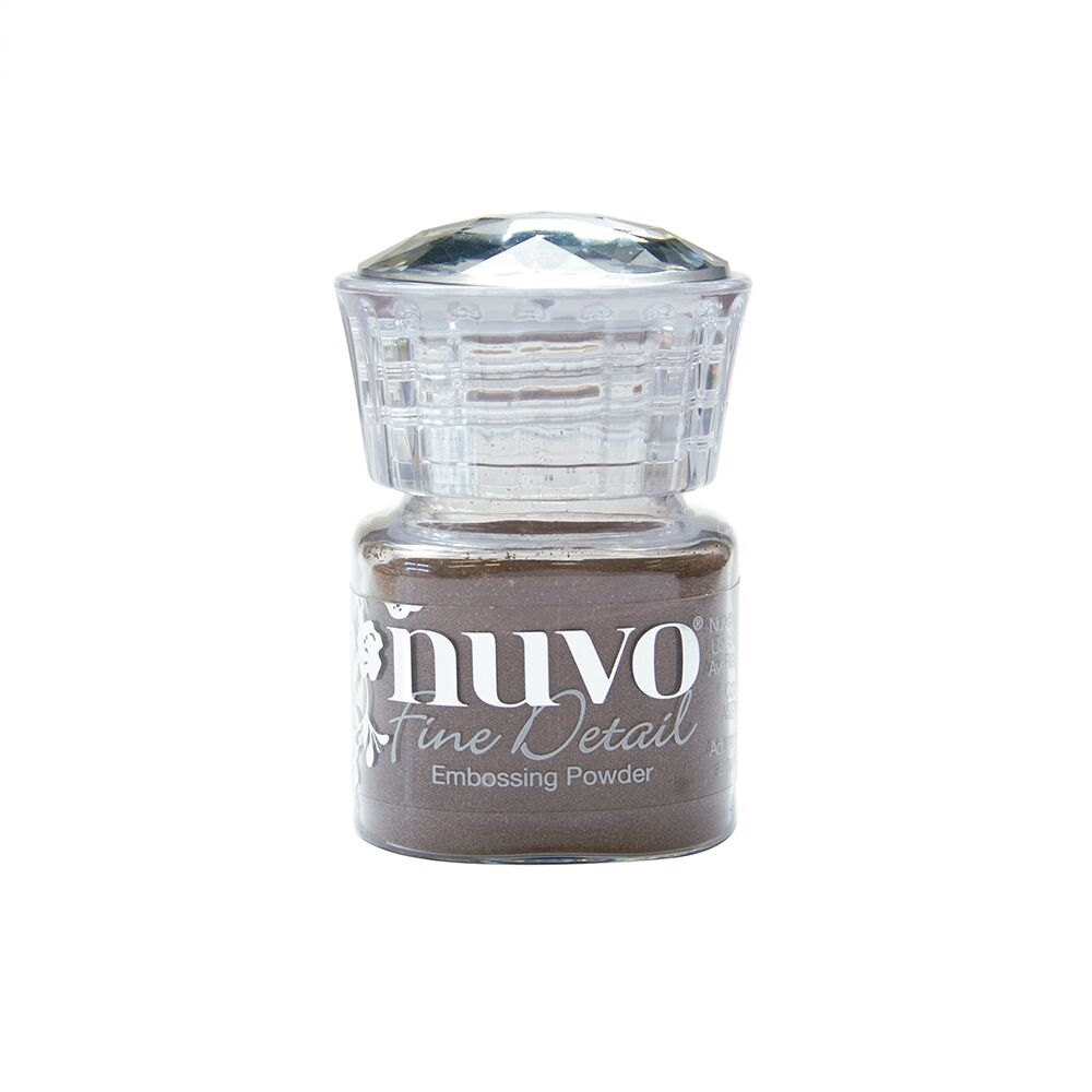 Tonic COPPER BLUSH Nuvo Fine Detail Embossing Powder 582N zoom image