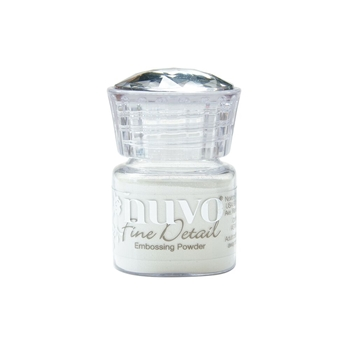 Tonic GLACIER WHITE Nuvo Fine Detail Embossing Powder 585N
