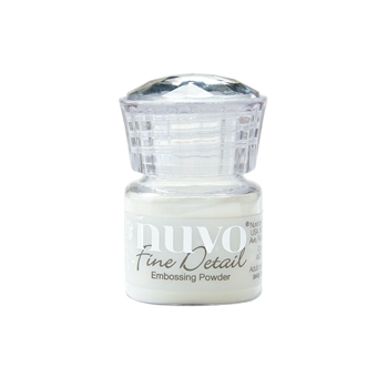 Tonic CRYSTAL CLEAR Nuvo Fine Detail Embossing Powder 586N