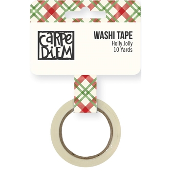 Simple Stories HOLLY JOLLY Very Merry Washi Tape 9262