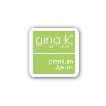 Gina K Designs APPLEMINT Color Companions Mini Ink Pad CUBE40