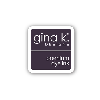 Gina K Designs EDIBLE EGGPLANT Color Companions Mini Ink Pad CUBE20
