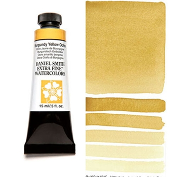 Daniel Smith BURGUNDY YELLOW OCHRE 15ML Extra Fine Watercolor 284600147