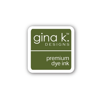Gina K Designs FRESH ASPARAGUS Color Companions Mini Ink Pad CUBE4