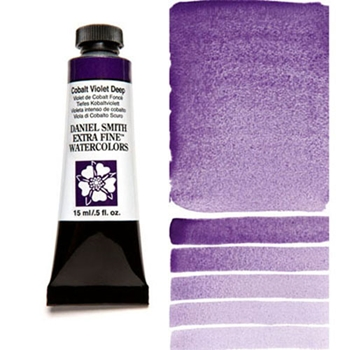 Daniel Smith COBALT VIOLET DEEP 15ML Extra Fine Watercolor 284600031