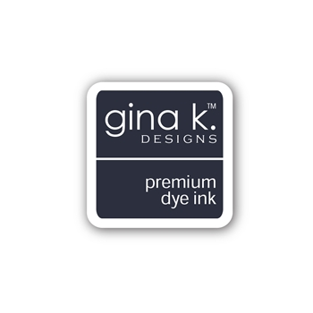 Gina K Designs IN THE NAVY Color Companions Mini Ink Pad CUBE25