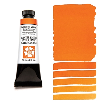 Daniel Smith PERMANENT ORANGE 15ML Extra Fine Watercolor 284600071