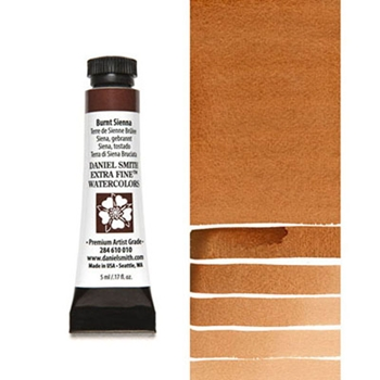 Daniel Smith BURNT SIENNA 5ml Extra Fine Watercolor 284610010