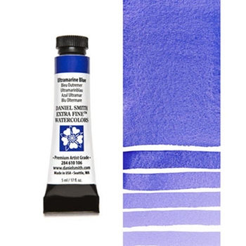 Daniel Smith ULTRAMARINE BLUE 5ML Extra Fine Watercolor 284610106