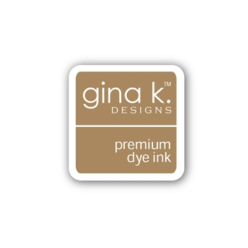 Gina K Designs KRAFT Color Companions Mini Ink Pad CUBE18