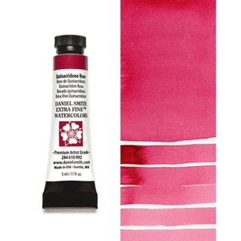Daniel Smith QUINACRIDONE ROSE 5ML Extra Fine Watercolor 284610092
