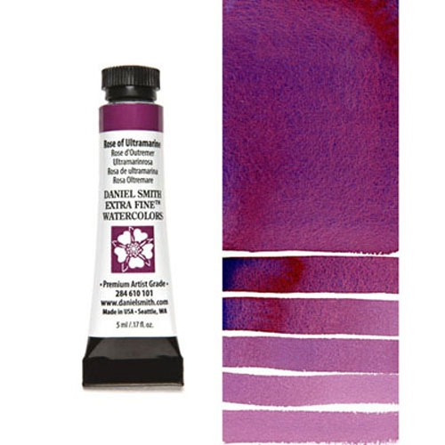 Daniel Smith ROSE OF ULTRAMARINE 5ML Extra Fine Watercolor 284610101 Preview Image