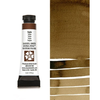 Daniel Smith SEPIA 5ML Extra Fine Watercolor 284610103
