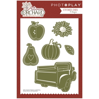 PhotoPlay AUTUMN ORCHARD Die Set AO2927