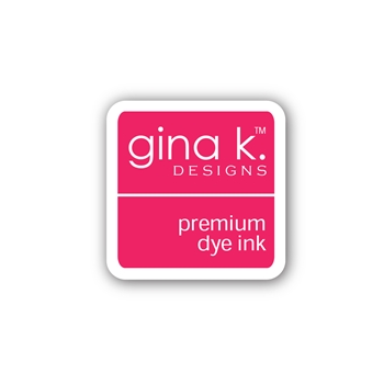Gina K Designs PASSIONATE PINK Color Companions Mini Ink Pad CUBE11